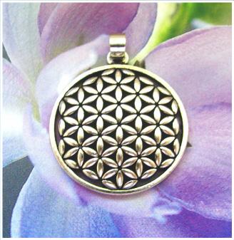 FLOWER of LIFE BOL/Pentagrambedels